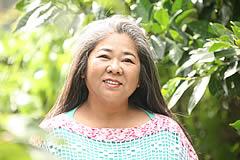 古謝美佐子の画像