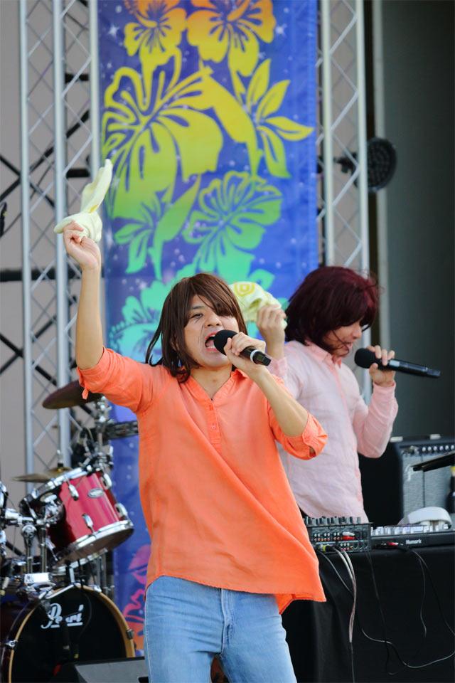 FEC25周年祭009_大兼のぞみ with.DJ レイコ