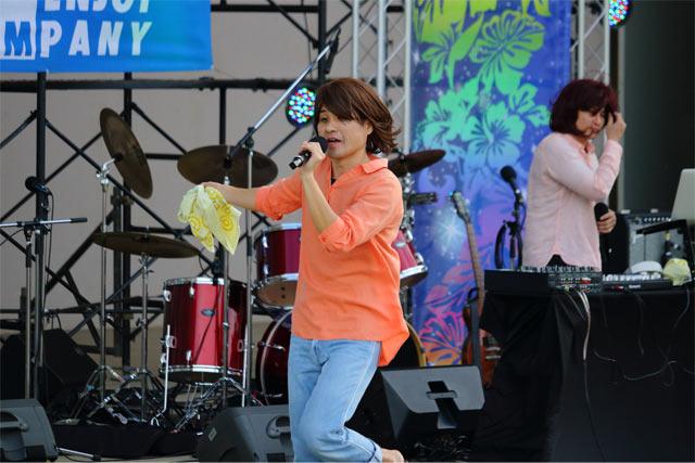 FEC25周年祭010_大兼のぞみ with.DJ レイコ